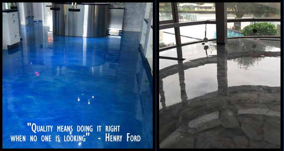 Epoxy Floors - Concrete Sealing Waterford, MI